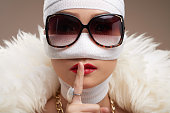Woman wants to keep her plastic surgery in secret