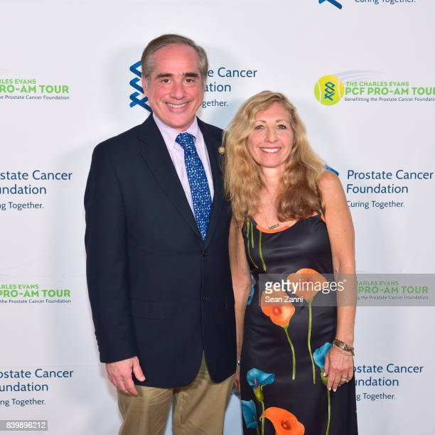 Secretary David Shulkin and Merle Bari attend 13th Annual Prostate Cancer Foundation's Gala in the Hamptons with a Special Performance by Kool The...
