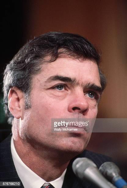 Secretary of Agriculture John Block