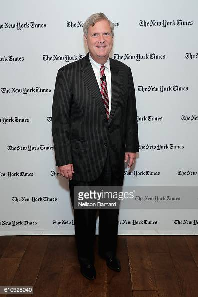 Secretary of Agriculture Tom Vilsack attends The New York Times Food For Tomorrow Conference 2016 on September 28 2016 in Pocantico New York
