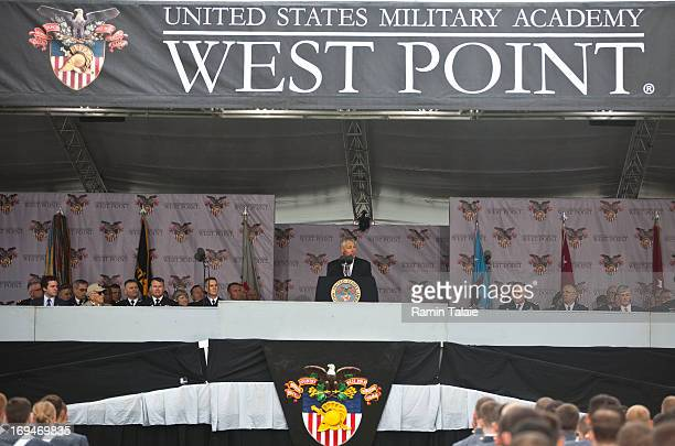 graduation speech in military President clinton gave the commencement address before over 900 graduating cadets at the us military academy.