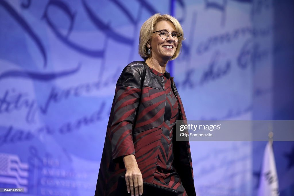 Leading Conservatives Gather For Annual CPAC Event In National Harbor, Maryland