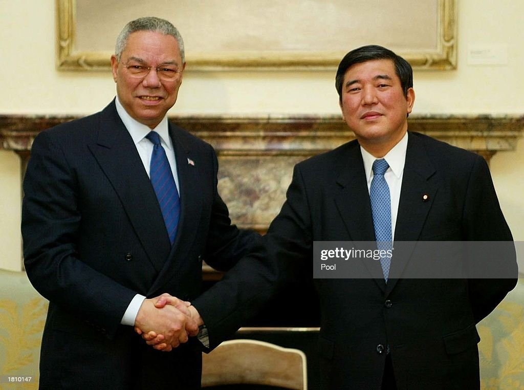 the role of colin l powell as the secretary of state Powell, colin l from library of (powell, colin l colin luther powell secretary of state (1989) played a central role during the 1991 persian gulf war.
