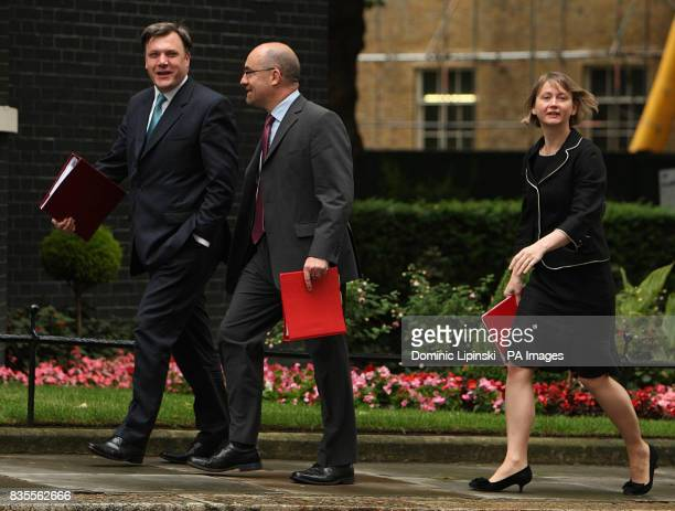 Secretary of State for Children Schools and Families Ed Balls Minister of State for Schools and Learners Jim Knight and Secretary of State for Work...