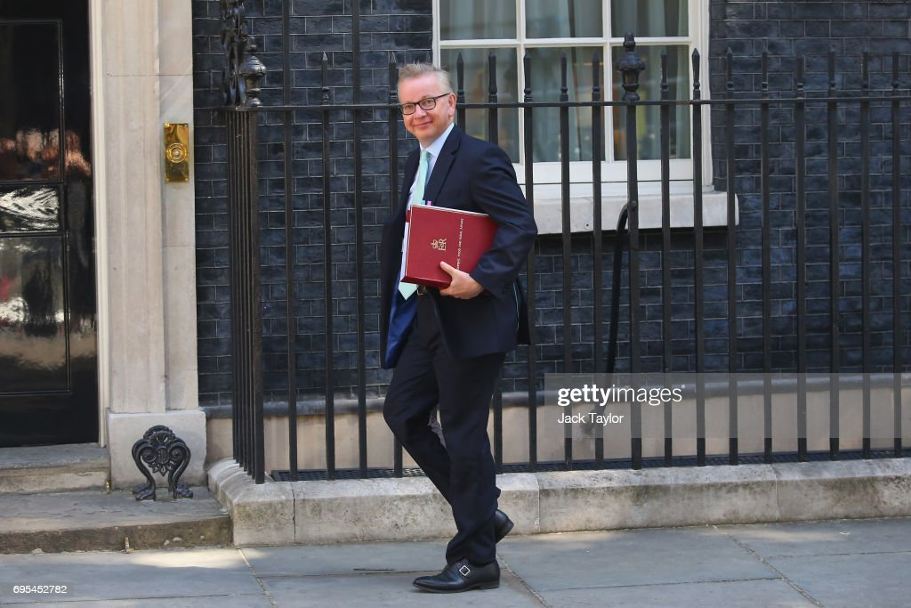 Cabinet Ministers Attend Downing Street Meeting
