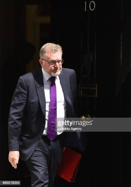 Secretary of State for Scotland David Mundell departs Downing Street on June 13 2017 in London United Kingdom The Prime Minister has reshuffled her...