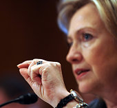 Secretary of State Hillary Clinton testifies before the Senate Foreign Relations Committee on the FY2011 Budget Request for the Department of State...