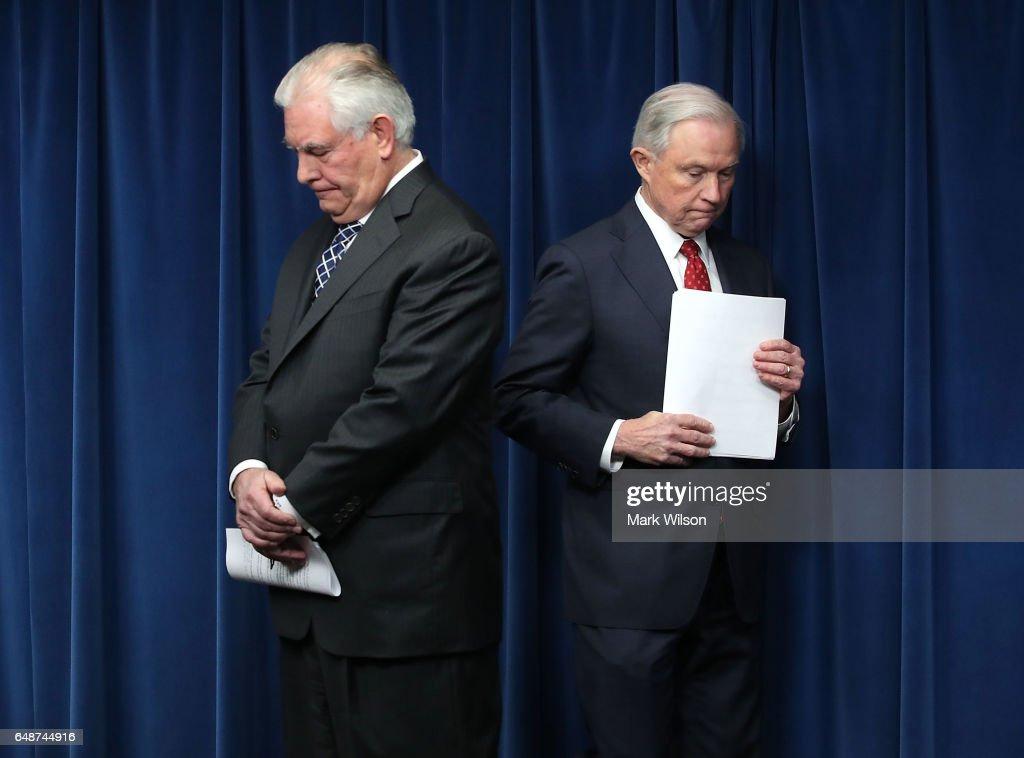 ABŞ dövlət katibi Reks Tillerson istefa verməyə hazırlaşır