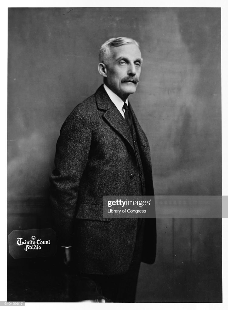 Secretary of the Treasury Andrew W. Mellon