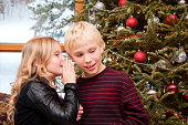 Secrets at Christmas
