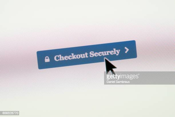 Secure online payment website