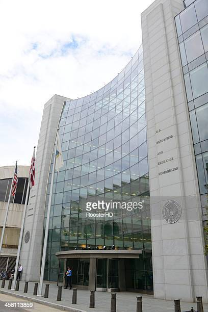 ÉTATS-UNIS.  Securities and Exchange Commission Building