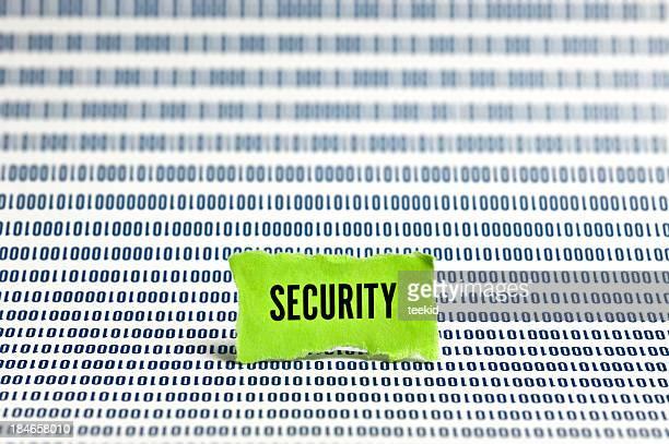 Les Code binaire de sécurité