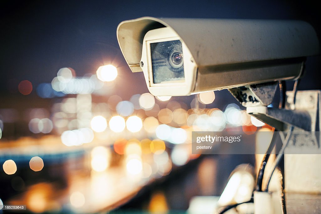 Security camera.