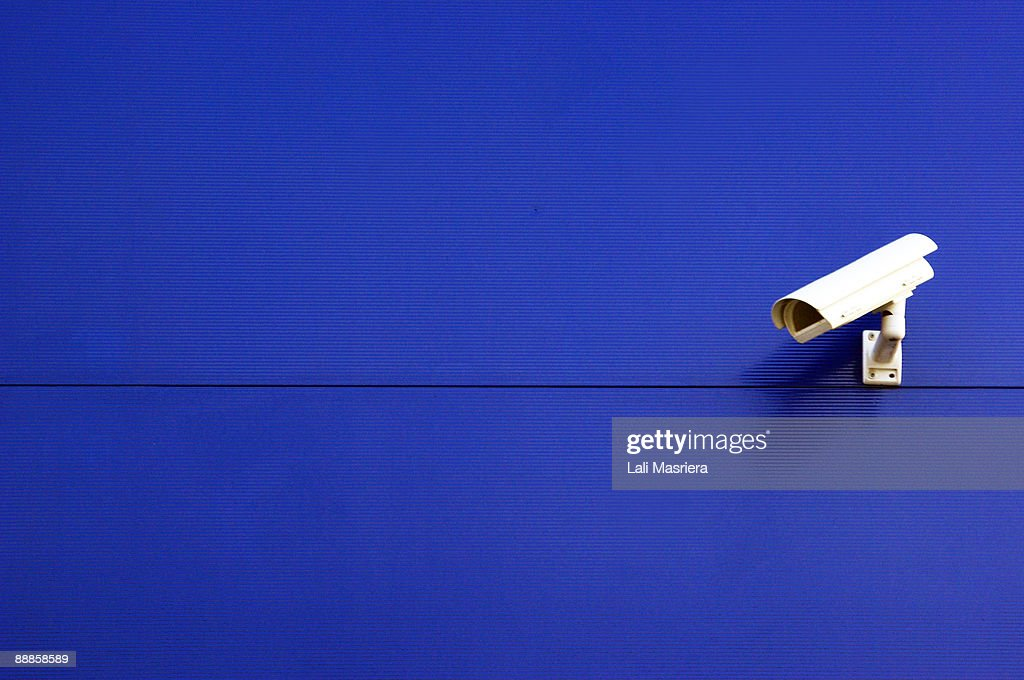 Security camera : Stock Photo