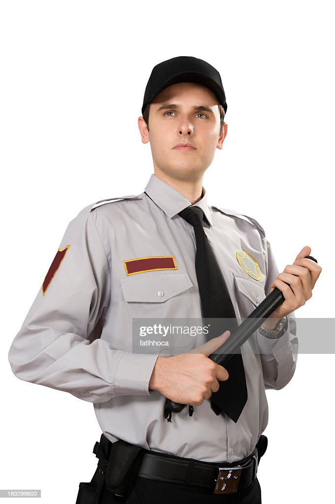 Security guard stock photo getty images - Security guard hd images ...