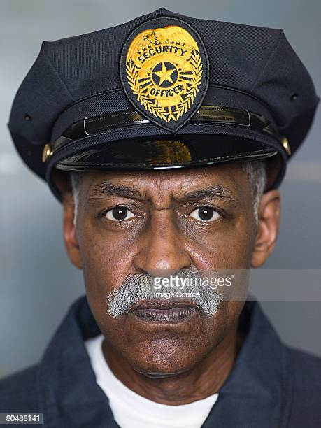 Black Security Guard Stock Photos and Pictures