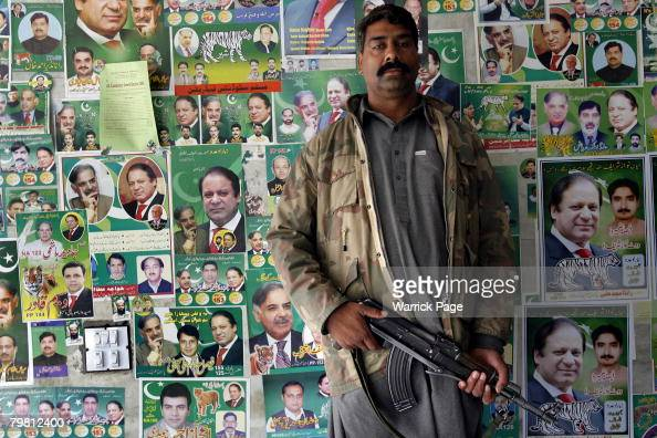 Pakistan Muslim League Groupe Nawaz Sharif Photos et ...