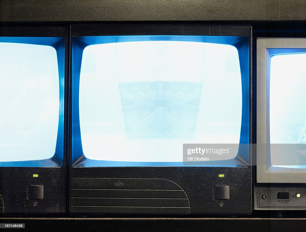 security monitor : Stock Photo