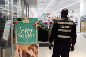 AUS: Shopping During Designated Hours For Healthcare and Emergency Workers At A Coles Supermarket