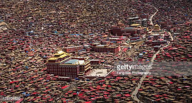 Seda Buddhist Institute, Sichuan China