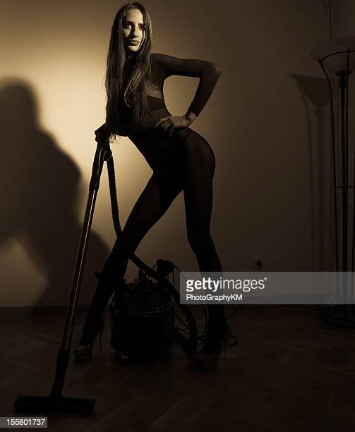 Sexy Vacuuming 74
