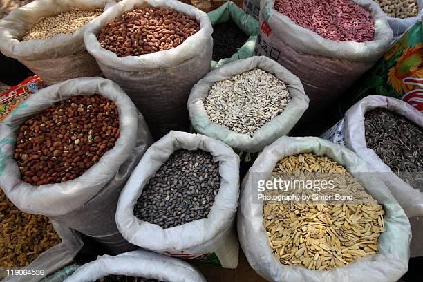 Seeds in market