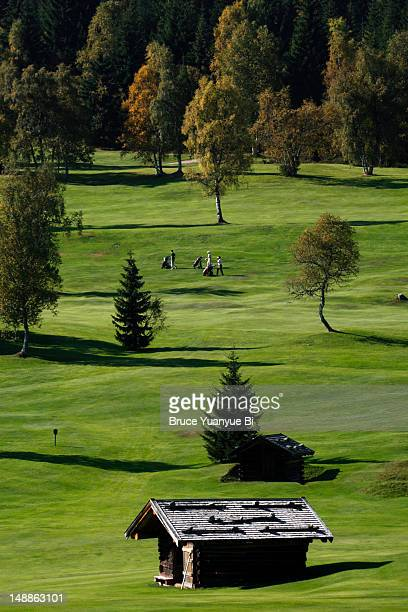 Seefeld-Wildmoos Golf Course.