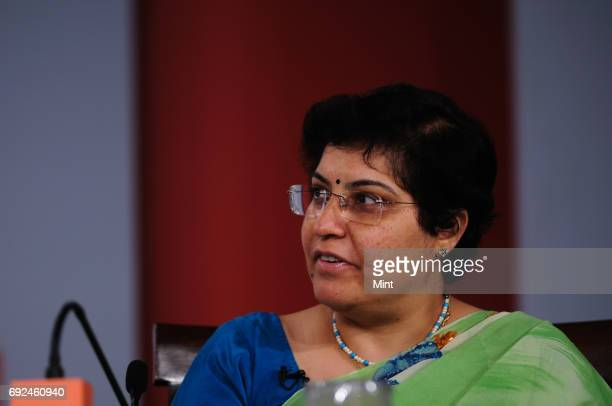 Seema Arora Executive Director at CIIITC Centre of Excellence for Sustainable Development photographed during the Mint Clarity Through Debate on...