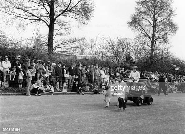 Seen here in Shetland pony Queenie entered by L Moseley Abridge Essex 1st April 1979