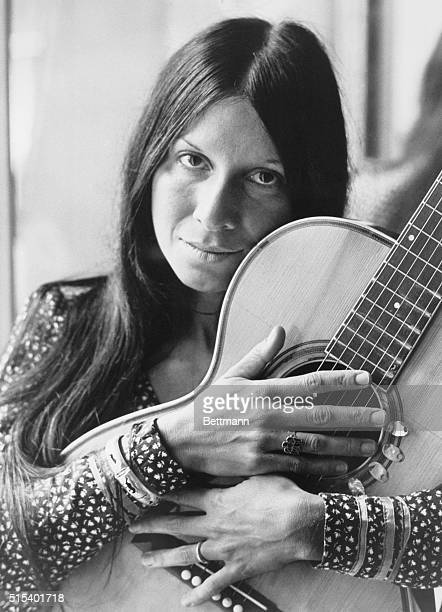 Sees Change for the Better Buffy SainteMarie 28yearold ravenhaired Cree Indian and recording and television star didn't write The Times They Are...