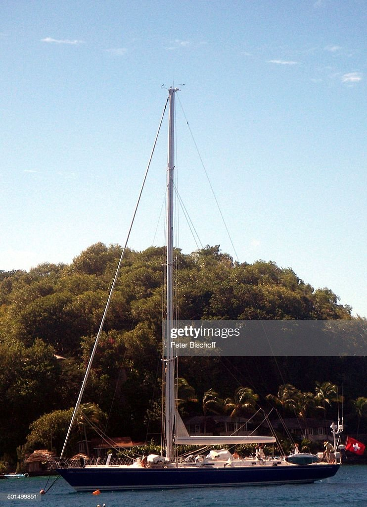 Segelboot karibik  Segelboot, Clifton Beach, St. Vincent, Karibik, Reise, 100646, BB ...