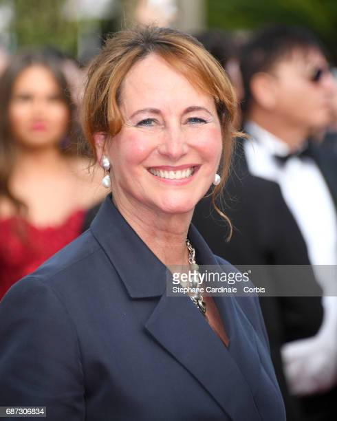 Segolene Royal attends the 70th Anniversary of the 70th annual Cannes Film Festival at Palais des Festivals on May 23 2017 in Cannes France