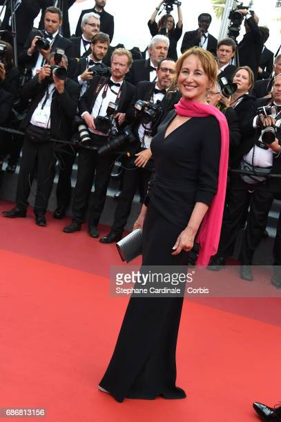 Segolene Royal attends 'The Killing Of A Sacred Deer' premiere during the 70th annual Cannes Film Festival at Palais des Festivals on May 22 2017 in...