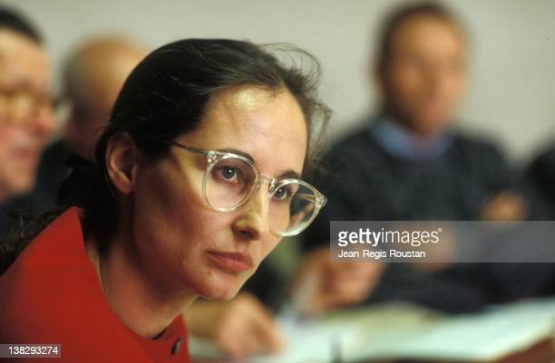 Segolene Royal French politician deputy of the DeuxSèvres France 1990