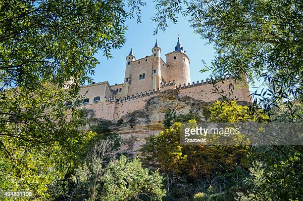 Segovia, Spain - Alcazar Castle