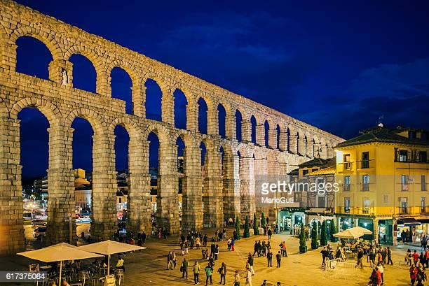 Segovia, Spanien.