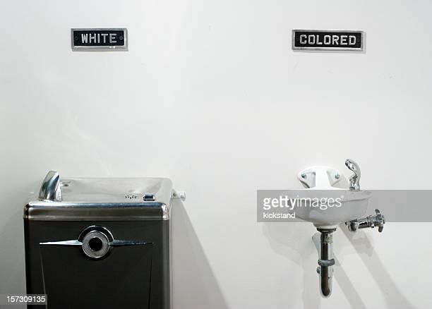 Água separados fountains