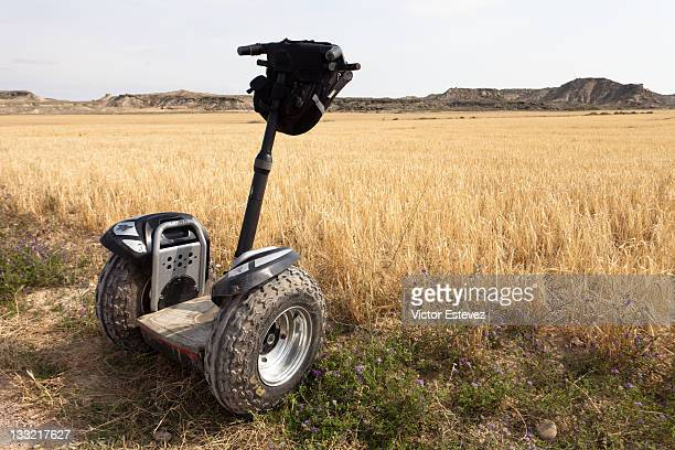 Segway in field