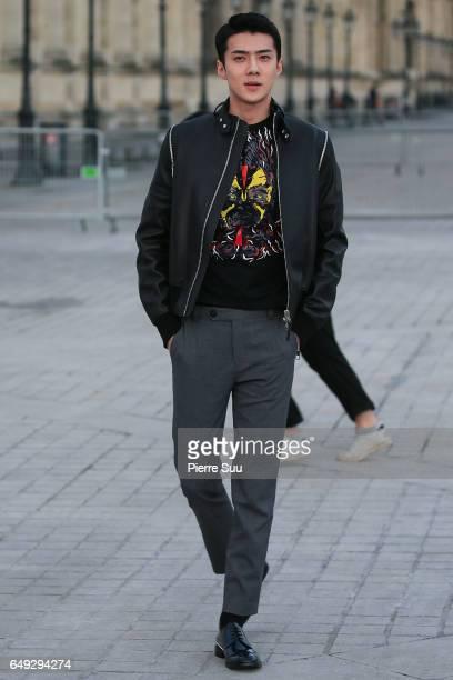 Sehun Fashion Week Paris