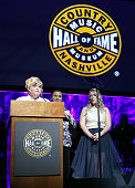 Country Music Hall Of Fame And Museum Hosts Medallion...