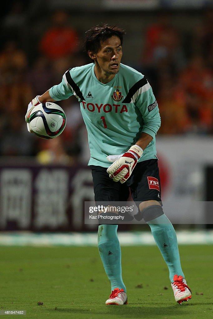 Shimizu S-Pulse v Nagoya Grampus - J.League