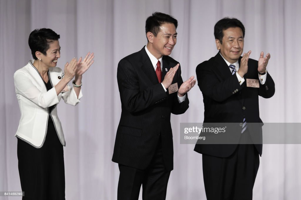 Democratic Party  Picks Former Foreign Minister Seiji Maehara As Leader