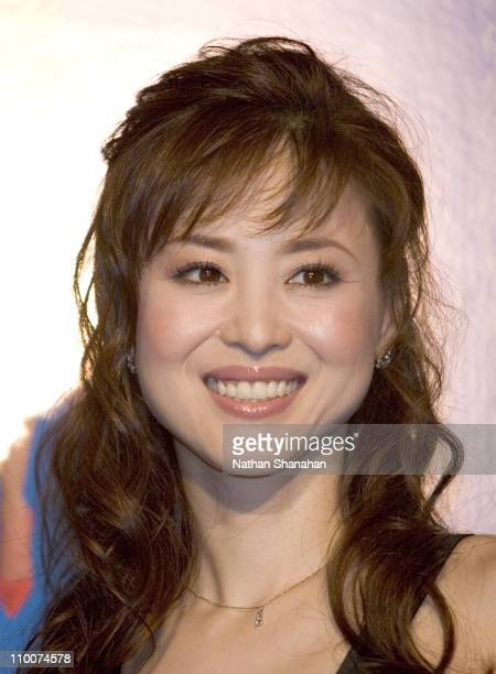 Seiko Matsuda during 'Bewitched' Tokyo Premiere at Marunouchi Louvre in Tokyo Japan