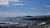 Seil Sound from Clachan-Seil, Argyll & Bute, Scotland, UK