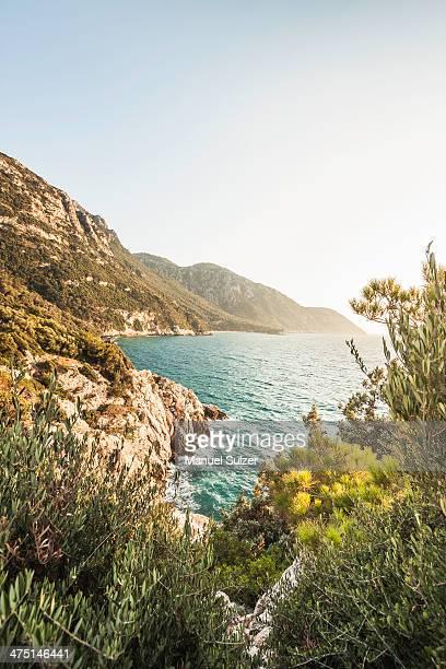 Seitani Bay, Samos, Greece