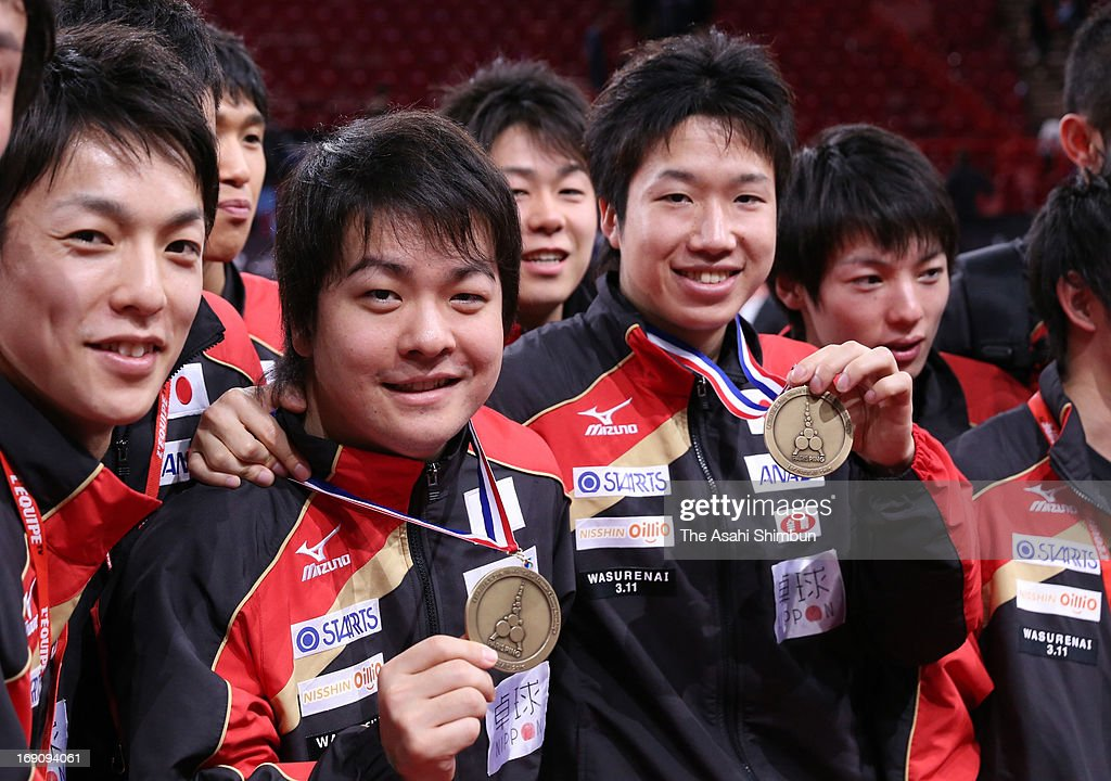 World Table Tennis Championships - Day 7