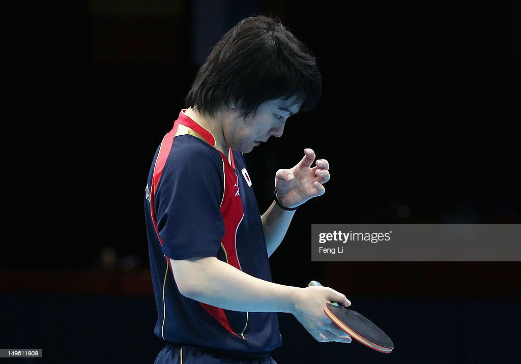 Olympics Day 5 - Table Tennis