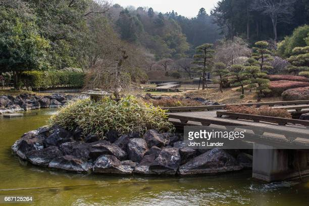 Seizanso is a modern garden with a traditional teahouse Anjoan Seizanso was the hermitage of Tokugawa Mitsukuni who spent a decade here writing an...