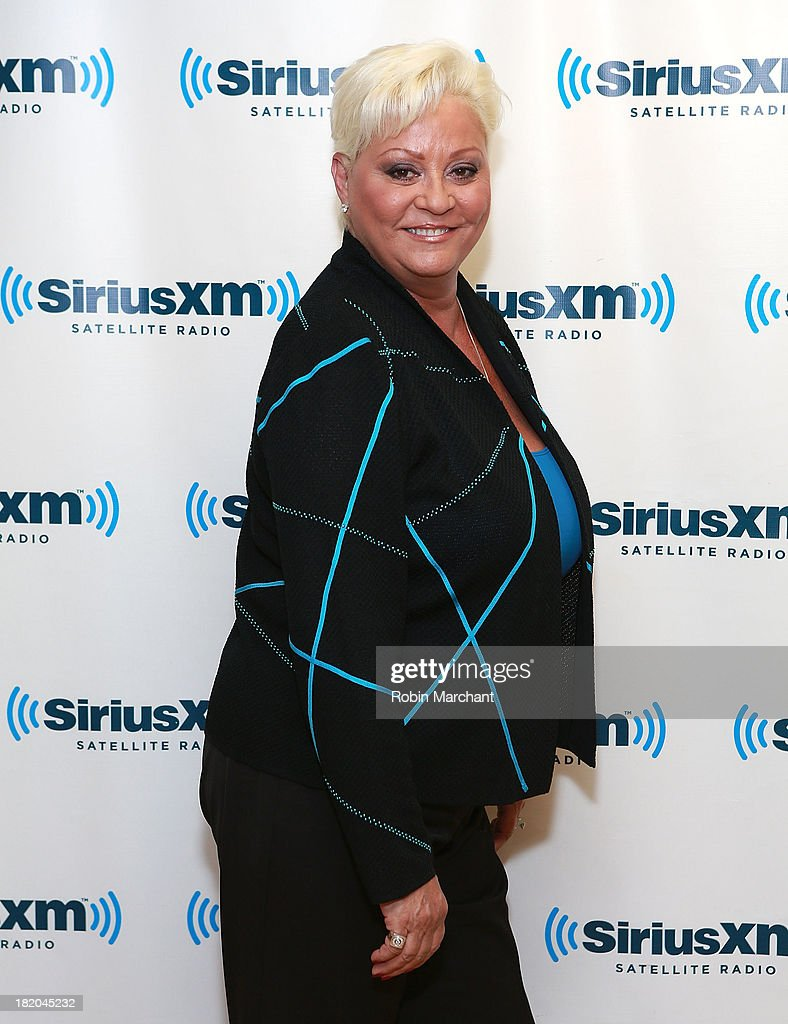 Seka visits SiriusXM Studios on September 27, 2013 in New York City.